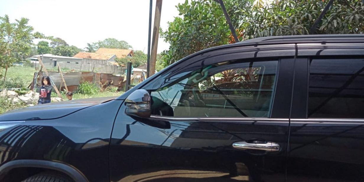 Kaca Mobil Toyota All New Fortuner Pintu Depan Kiri